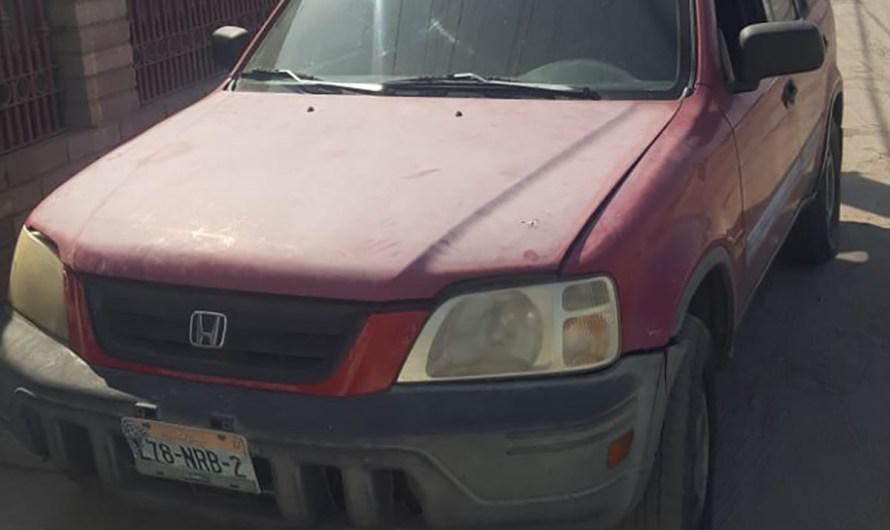 Detienen a varios ratas de carros en operativo contra robo de autos por parte de la FGE