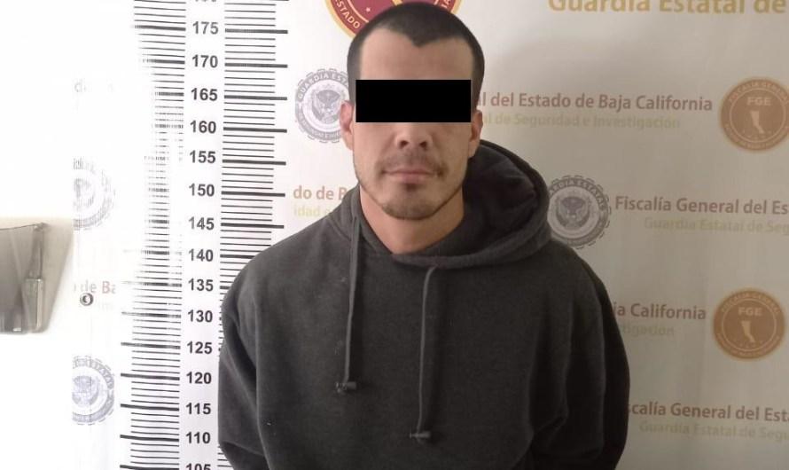 Detiene GESI al Canachi, presunto homicida de un presunto ratero