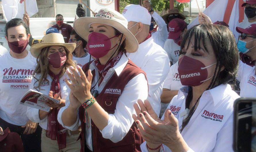 Legalizar marihuana solo para uso medicinal, coinciden Marina del Pilar y Norma Bustamante