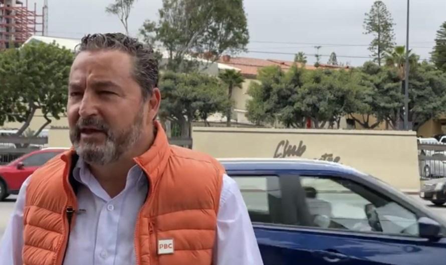 Condena expropiación al Campestre de Tijuana Carlos Atilano, candidato a Gobernador por el PBC
