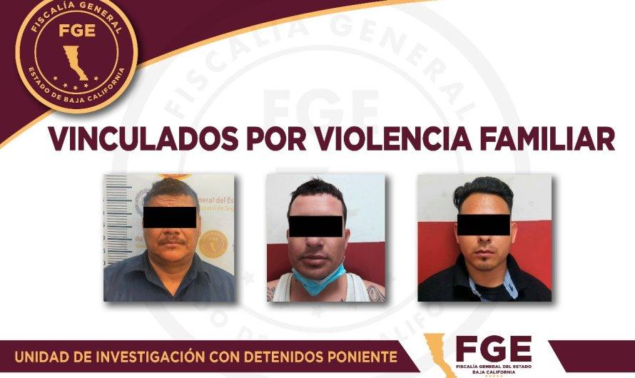 Violencia familiar sigue al alza, FGE vincula a tres maridos violentos a proceso