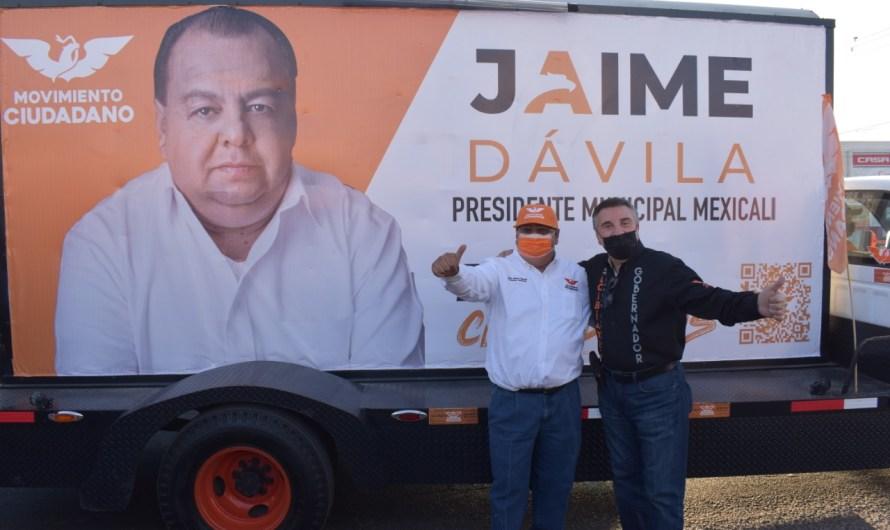 Jaime Dávila Galván le para el alto al populachero comunicador de Mexicali Gustavo Macalpin