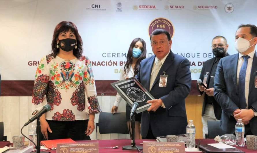 Acuerdo bilateral Baja California-Sonora para combatir problema de violencia en el Valle de Mexicali