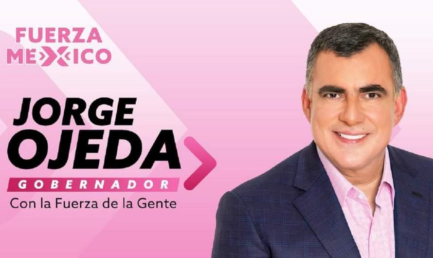 Jorge Ojeda, candidato de Fuerza x Mexico «declina» a favor de Marina del Pilar Avila