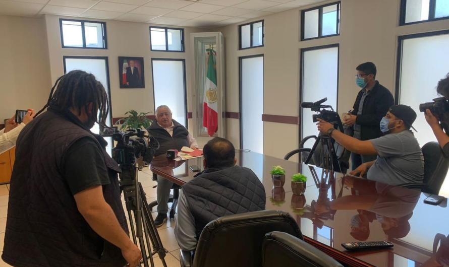 Señalamientos de Lupita Jones, electoreros, olvidó a Kiko Vega:  Amador Rodríguez