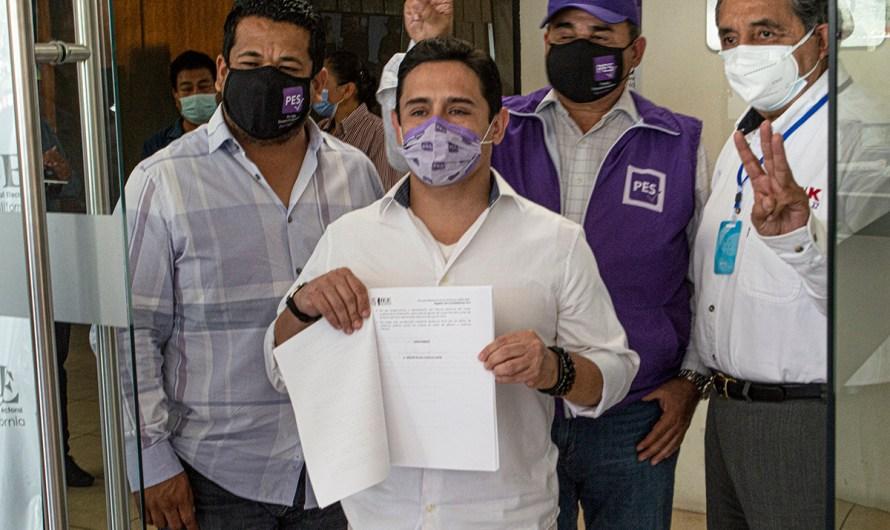 Movimientos del PES en candidaturas de Tijuana y Mexicali, renuncia Elvira Luna, vuelve Edgar Castillo