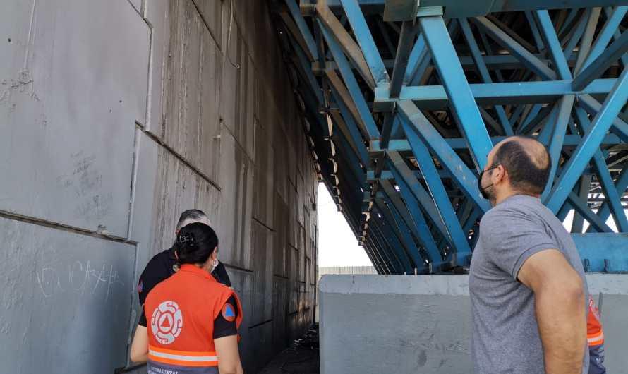 Después de la tragedia del Metro Olivos Protección Civil y SIDURT revisan puentes de Baja California