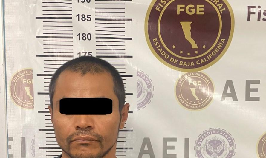 Vincula FGE a proceso a golpeador de mujeres y ladrón de casas en San Felipe