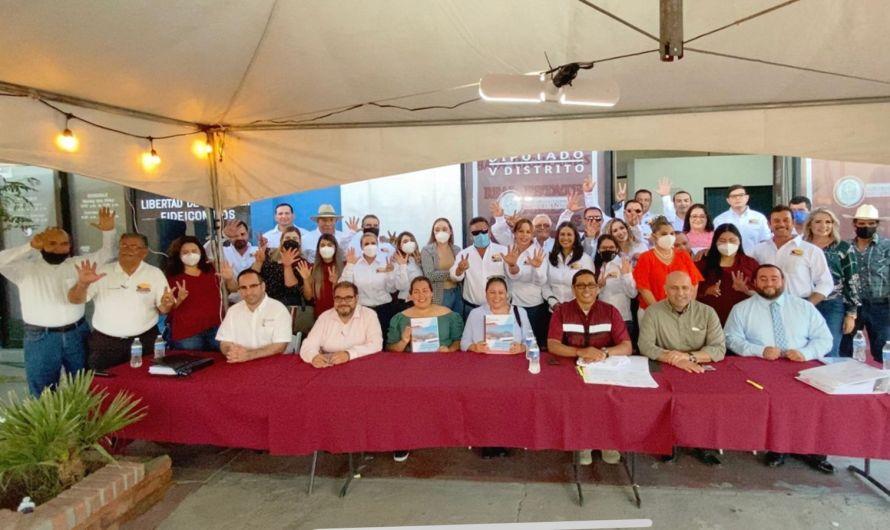 Aceptación total de municipalización de San Felipe de parte de habitantes del puerto: Juan Manuel Molina