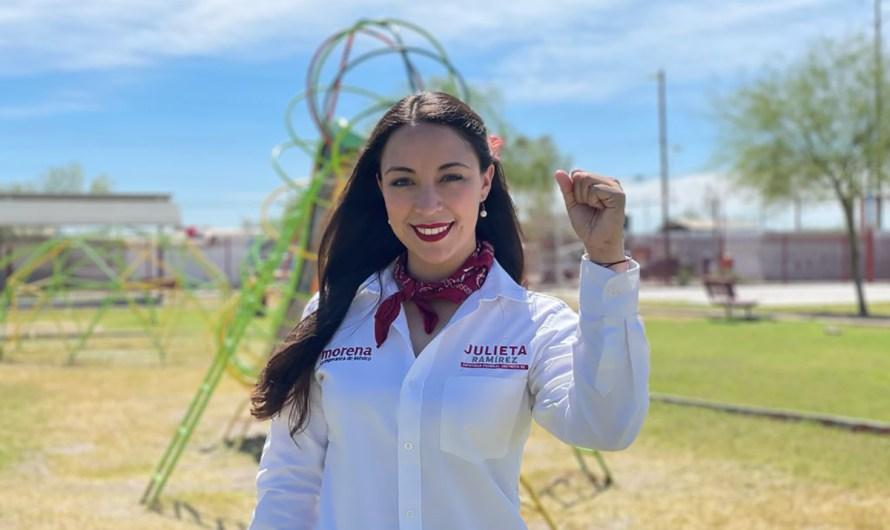 Más horas de educación física en las escuelas, propone Julieta Ramírez