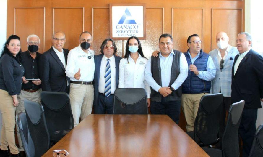 Promete Lupita Jones ser aliada de restauranteros de Ensenada en caso de ganar la elección del 6 de Julio