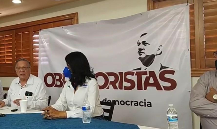Hombre con antecedentes de corrupción de menores entre López Obradoristas que anunció apoyo a Eva María Vázquez