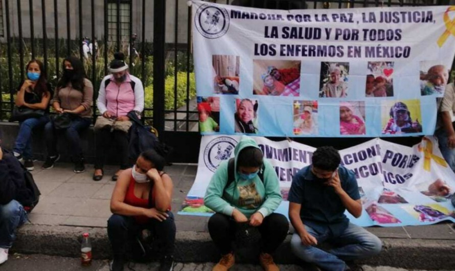 Reclamo de padres de niños con cancer es «narrativa golpista de la derecha internacional»: Lopez Gatell
