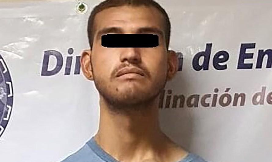 Detiene FGE en Mexicali a prófugo de los Estados Unidos, buscado por tráfico de armas, drogas y personas