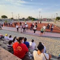 Participa Fiscalía General del Estado (FGE) en reconstrucción tejido social en zonas problemáticas de Mexicali