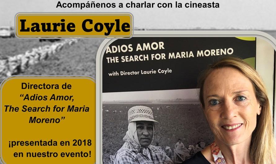 Anuncia Festival de Cine de San Luis, conferencia en vivo con cineasta Lauri Coyle, 6 de agosto 6PM hora de Arizona