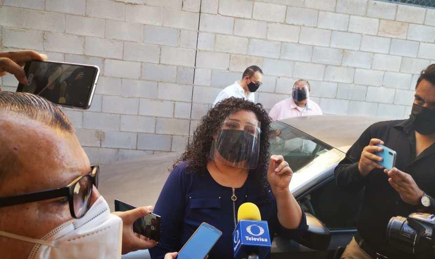 """""""Consejeros Ciudadanos del Sistema Estatal Anticorrupción de BC, blanco de ataques del Gobierno"""": Claudia Telles"""