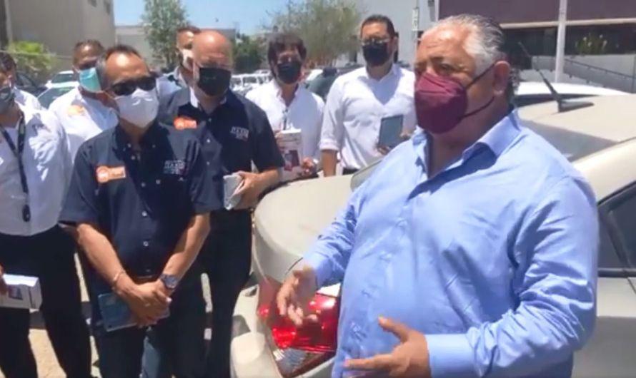 Continúa la modernización del transporte público en Baja California asegura Amador Rodríguez Lozano