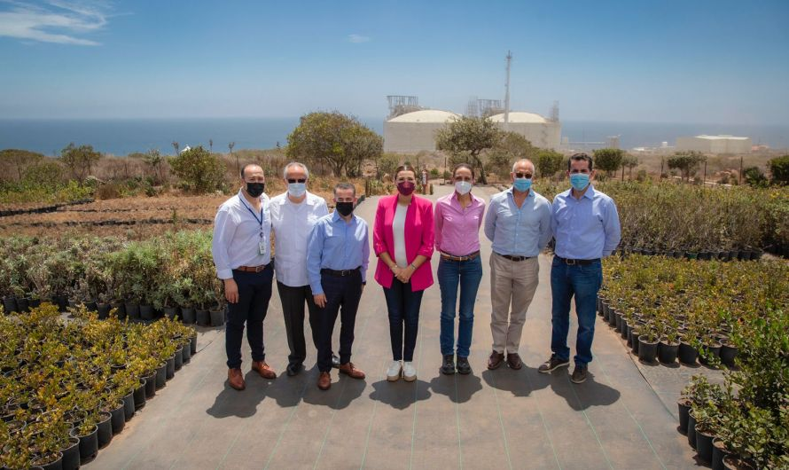 «Infraestructura, energía y agua, vitales para el desarrollo de Baja California»: Marina del Pilar