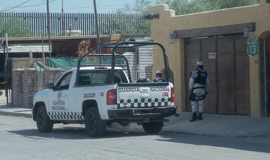 Descubren narcotúnel en Mexicali, en colonia Santa Clara, liberan a cinco hombres forzados a trabajar ahí