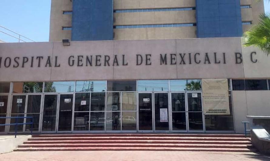 Hospital General de Mexicali emite medidas extra de seguridad ante nueva oleada de COVID-19