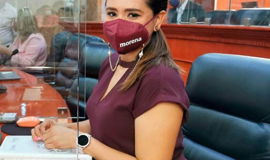 """""""Trabajaremos para fortalecer instituciones democráticas y cumplir los preceptos constitucionales"""": Alejandra Ang."""