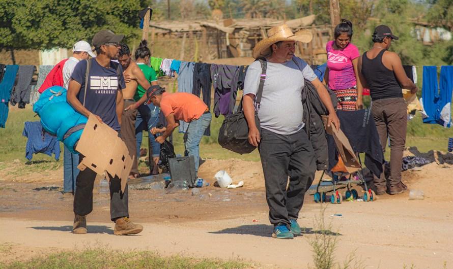 Coordinan esfuerzos Gobiernos Estatal y Federal para atender a deportados mexicanos y extranjeros