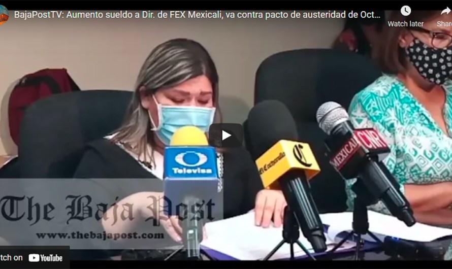 Video de reunión donde empezó «marcha atrás» en aumento al salario de Alejandro Ríos Abarca del FEX