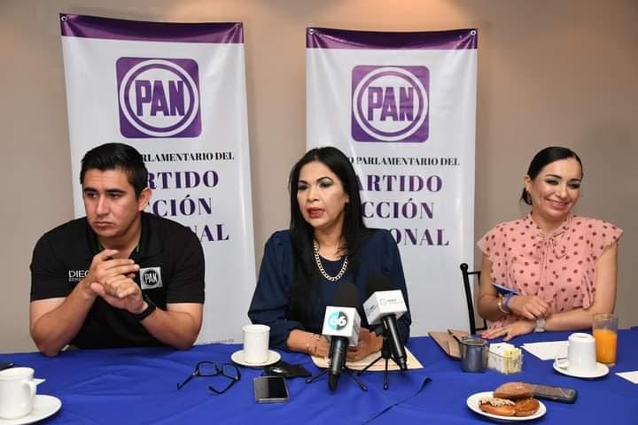 «Trabajaremos de la mano con los medios de comunicación»: Bancada Panista en 24 Legislatura de BC