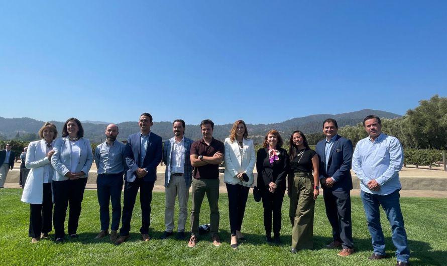 «Posicionaremos la viticultura bajacaliforniana en todo el mundo»: Marina del Pilar en Valle de Napa, California