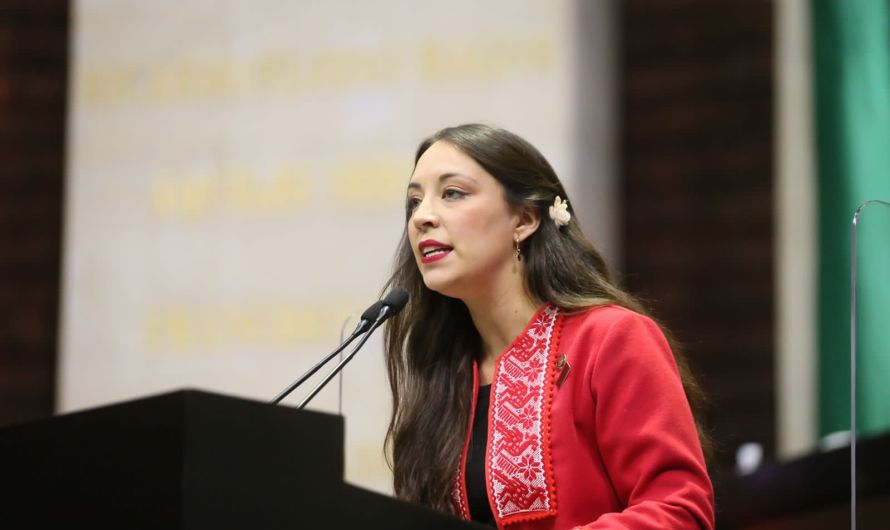 Revocación del mandato es compromiso de Andrés Manuel López Obrador desde el 2006: Julieta Ramírez Padilla
