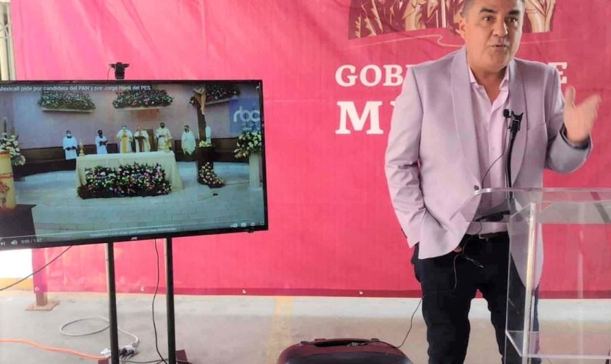 Ignorar llamados a violentar a mujeres que aborten, exhorto de Superdelegado de BC Alejandro Ruiz Uribe