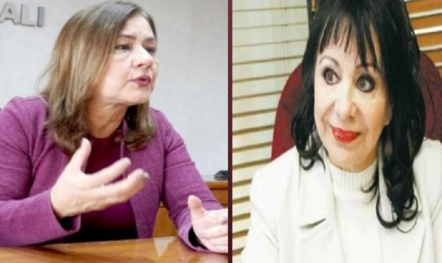 Las alcaldesas en su laberinto: Norma y Lupita y  su manera de ser antes y después de estar en Palacio