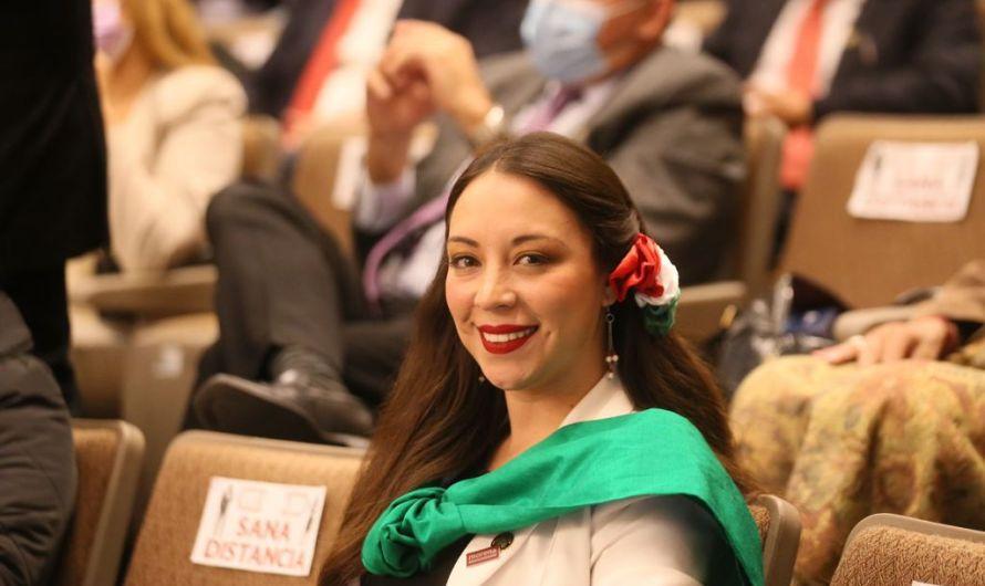 Anticorrupción, tema de la primera iniciativa de Julieta Ramírez en Congreso de la Unión