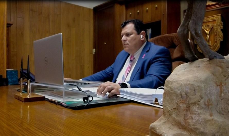 Sesión virtual de Consejo de la UABC, designan integrante de Junta de Gobierno y contador público independiente