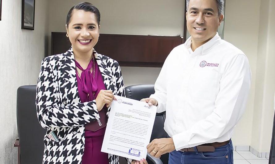 Propone Diputada Alejandra Ang intensificar profesionalización y capacitación de servidores públicos del Congreso de BC