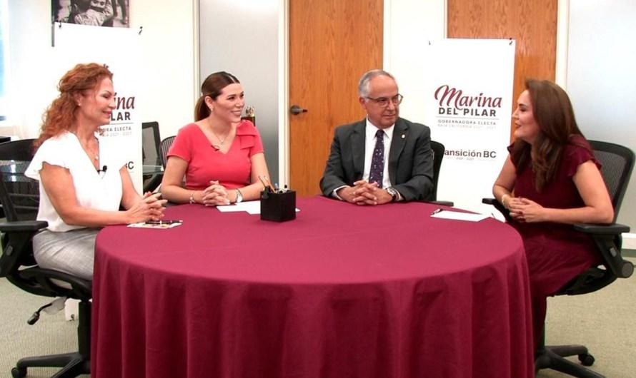 Anuncia Marina del Pilar nuevos nombramientos: Alfredo Alvarez Cárdenas coordinará el Gabinete