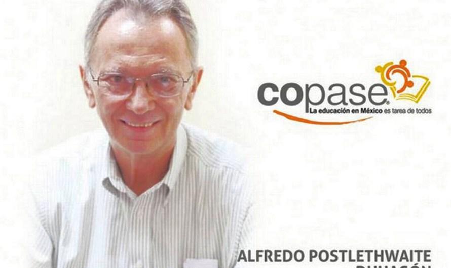 Pide COPASE a Marina del Pilar Avila nombrar un Secretario de Educación íntegro y con liderazgo en sector educativo