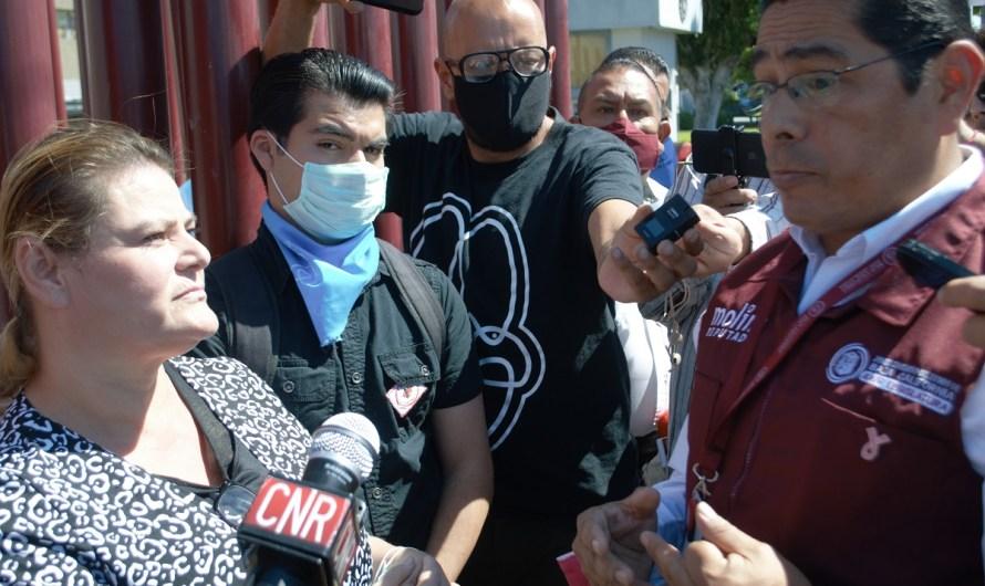 La guerrilla de Claudia Herrera y el violento ataque de PROVIDA a reportero en Mexicali