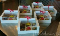 Goody bags by The Bakealogue