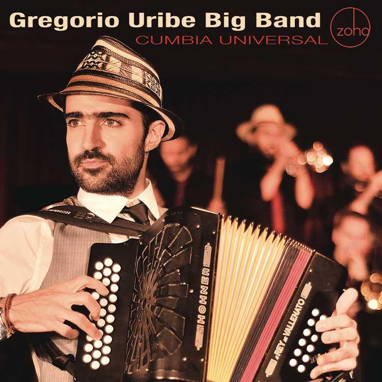 Gregorio Uribe Big Band | Cumbia Universal | Bakery Mastering