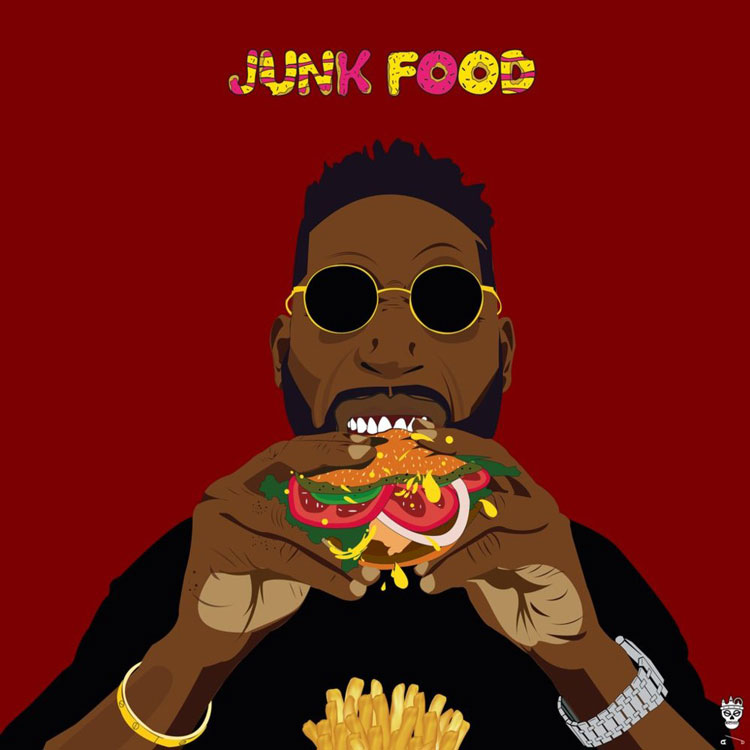 Tinie Tempah | Junk Food | Bakery Mastering