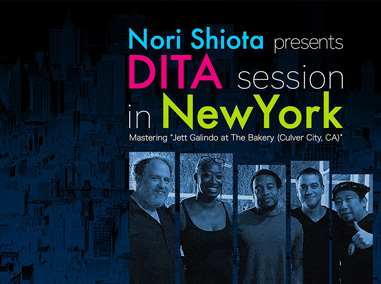 DITA Audio | Nori Shiota Presents DITA Session in New York