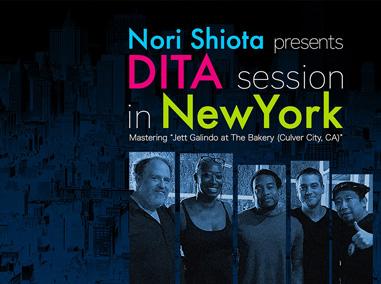 DITA Audio | Nori Shiota Presents DITA Session in New York