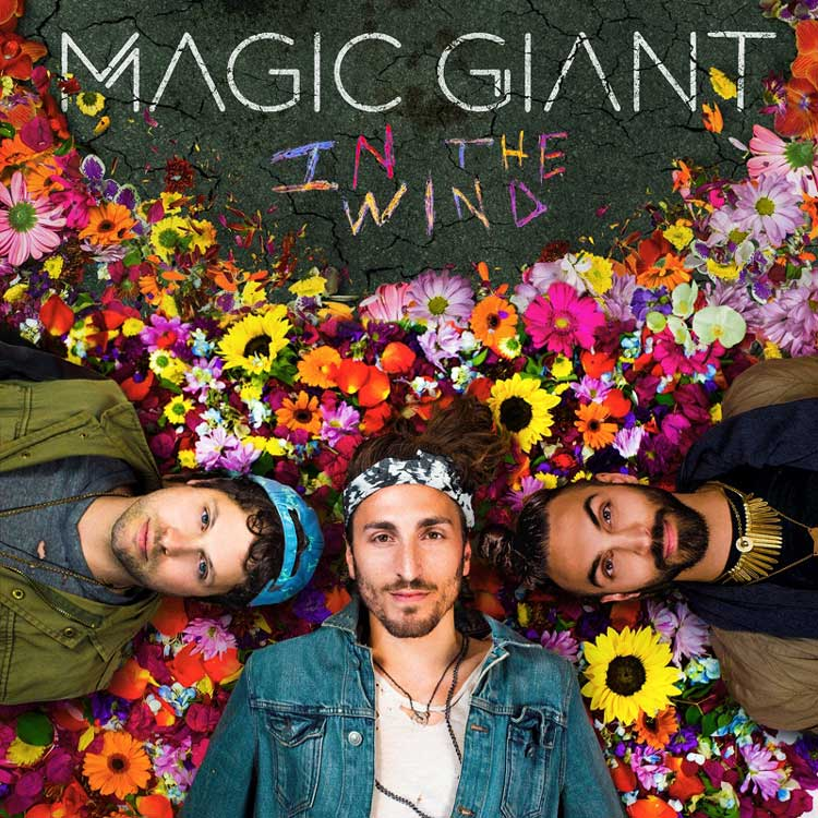 MAGIC GIANT | In the Wind | Bakery Mastering Studio