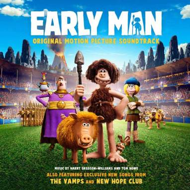 Harry Gregson-Williams & Tom Howe | Early Man (Original Score Soundtrack)