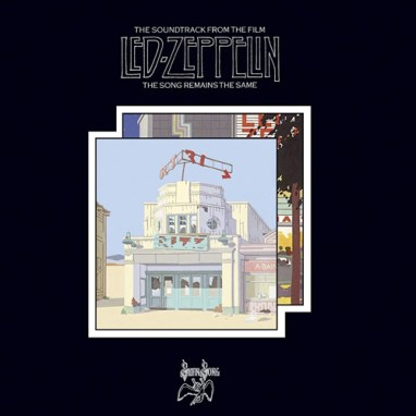 Led Zeppelin | The Song Remains The Same (5.1 & Restoration)