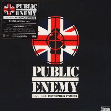 Public Enemy | Live from Metropolis Studios (Half-Speed)