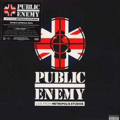 Public Enemy | Live from Metropolis Studios (Half-Speed)