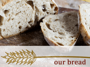 Our Breads ...